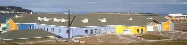Pompiers A St Pierre Et Miquelon